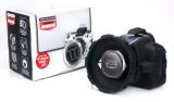 Camera Armor CA-1112-BLK - carcasa protectoare SKIN pentru Canon 400D