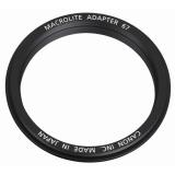Canon Macrolite Adapter 67 (pentru MT-24EX si MR 14EX)