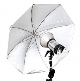 Elinchrom #26375 Umbrella White 105 cm