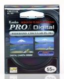 Filtru Kenko Polarizare Circulara PRO1 D 55mm