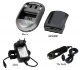 Incarcator pentru acumulatori Li-Ion tip LP-E6 pentru Canon (cod AVP836)