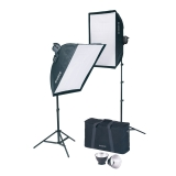 Kaiser #3165 Studiolight 1010  - Set 2  lumini de studio 1000W