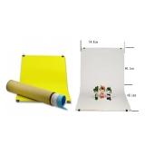 Kast KSP-806 - fundal PVC cu 5 culori