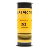 Kodak Ektar 100 - film color negativ lat (ISO 100, 120) - 1 rola