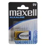 Maxell 9V - Baterie Alcalina