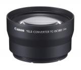 Teleconverter Canon TC-DC58D 58mm 1.4x pentru Canon G10 / G11 / G12