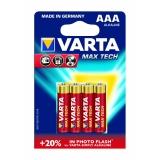 Varta Max Tech LR3  AAA (R3) - Bateria R3